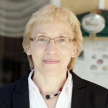 Porträtfoto von Barbara-Maria Cromberg
